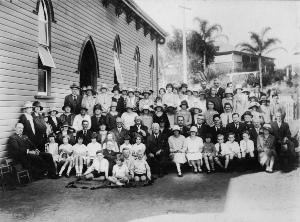 Early church Windsor Road