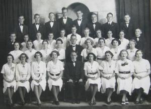 1937 Windsor Road Choir